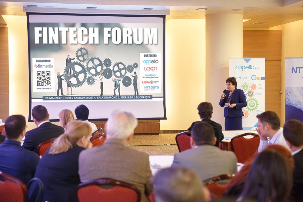 Fintech Forum – o privire curajoasă spre oportunităţile viitorului în banking