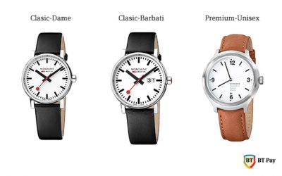 Banca Transilvania lansează, în premieră în România,ceasul contactless