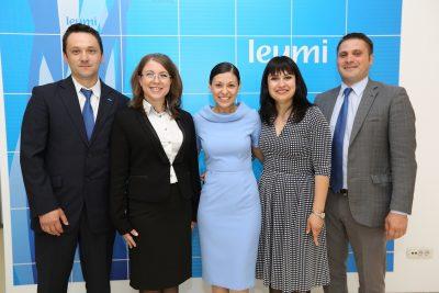 Bank Leumi – Sucursala Pitești își așteaptă clienții într-o locație nouă