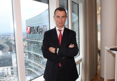 """Jean-Pierre Mustier, CEO UniCredit, la Bucureşti: """"Europa Centrală şi de Est este o regiune foarte interesantă"""
