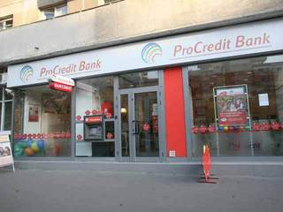 ProCredit Bank – 40 milioane euro pentru susținerea IMM