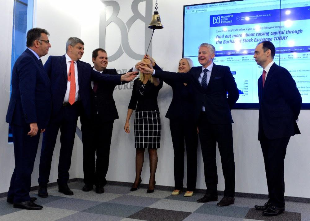 BT Capital Partners a intermediat prima emisiune de obligațiuni corporative decontate în euro, listate la Bursa de Valori București