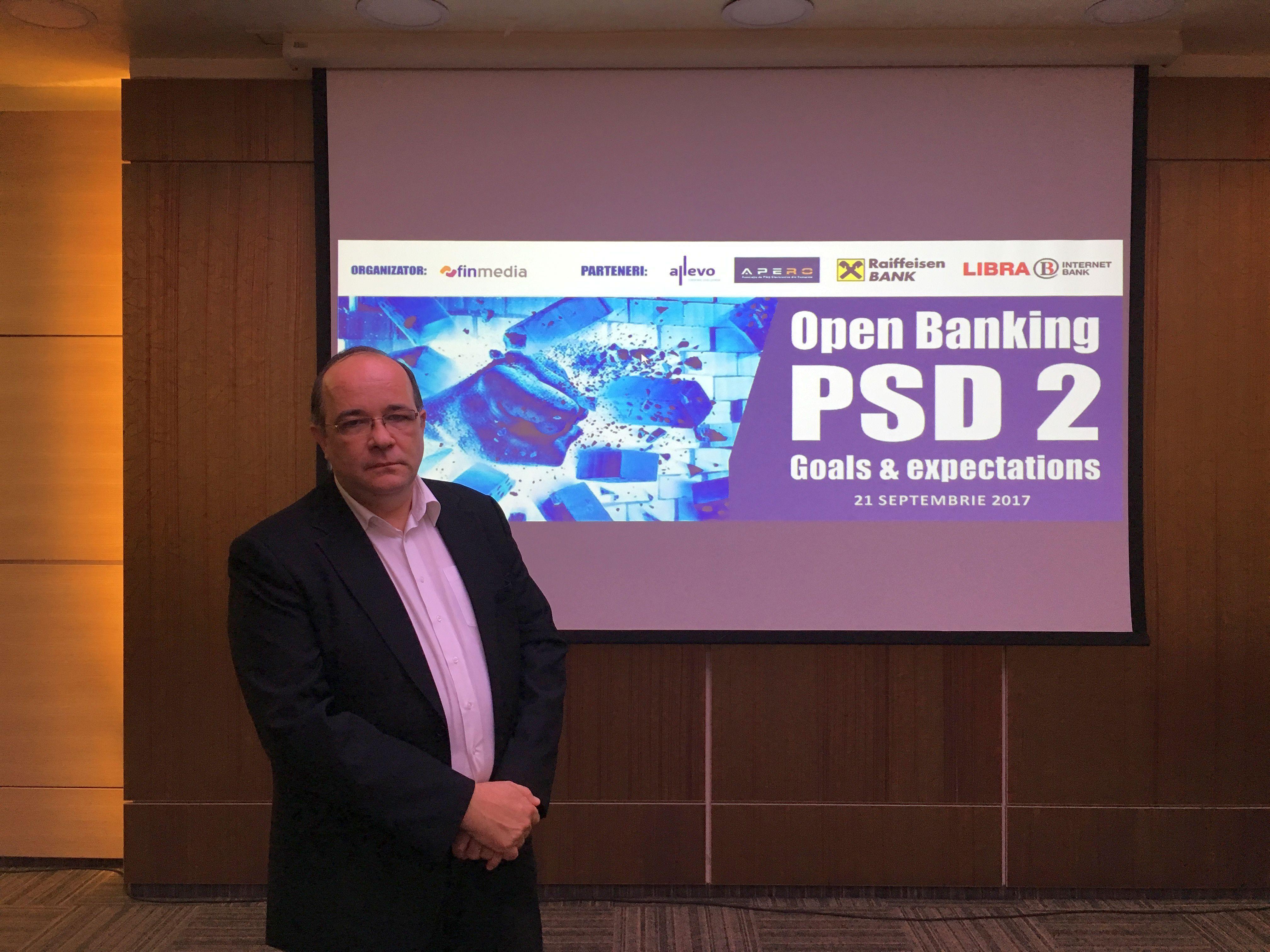 """Un eveniment necesar organizat de Finmedia: conferinţa """"Open Banking – PSD 2; Goals & Expectations"""""""