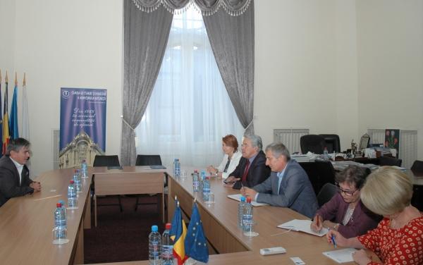 Colaborare CCIB – Biriș Goran în beneficiul comunității de afaceri