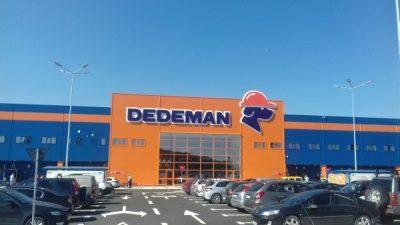 Dedeman adaugă rețelei naționale magazinul din Turda și depășește pragul de 10.000 de angajați