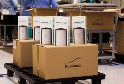Bitdefender va produce în România noua versiune a dispozitivului BOX
