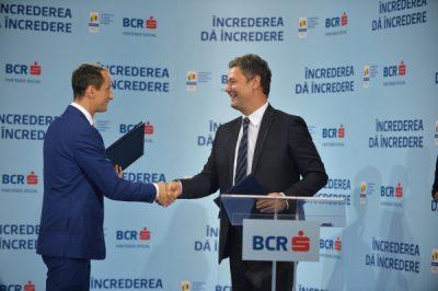 COSR și BCR, parteneriat pentru sprijinirea sportului și a performanței sportivilor români la viitoarele Jocuri Olimpice