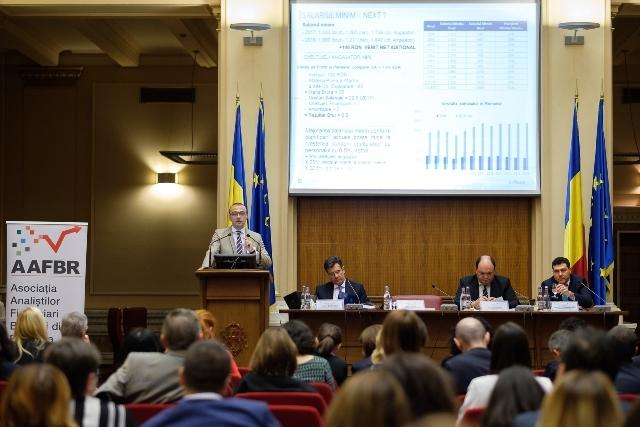 AAFBR: Contextul macroeconomic și mediul de afaceri activ în România – vulnerabilitate în creștere
