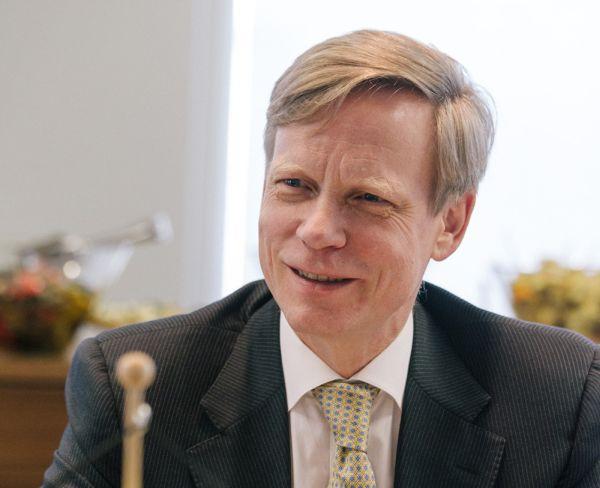 Steven van Groningen, CEO al Raiffeisen Bank: Menirea noastră e să creăm valoare adăugată pentru clienţi, dar şi pentru angajaţii noştri