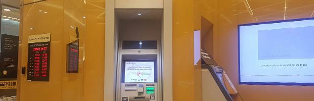 Automatul BT Express are funcţionalităţi noi