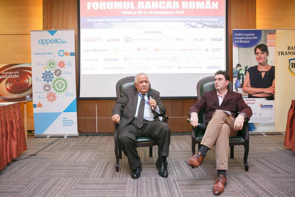 Despre viitorul bankingului, la Forumul Bancar, ediţia a XX-a