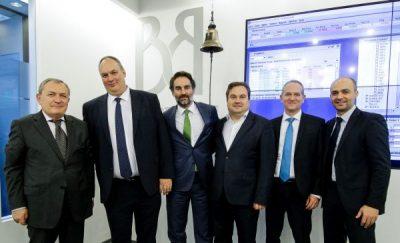 Acțiunile Sphera Franchise Group au intrat la tranzacţionare pe BVB