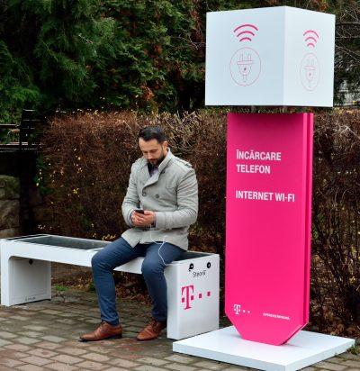 Telekom lansează al treilea proiect pilot de tip Smart City, în Piatra Neamț