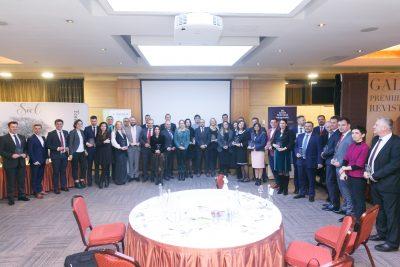 Cea de a 22-a Gală a revistei Piaţa Financiară şi-a desemnat premianţii anului 2017