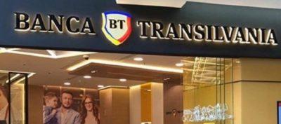 Profitul net al Băncii Transilvania în 2017, 1,186 miliarde lei
