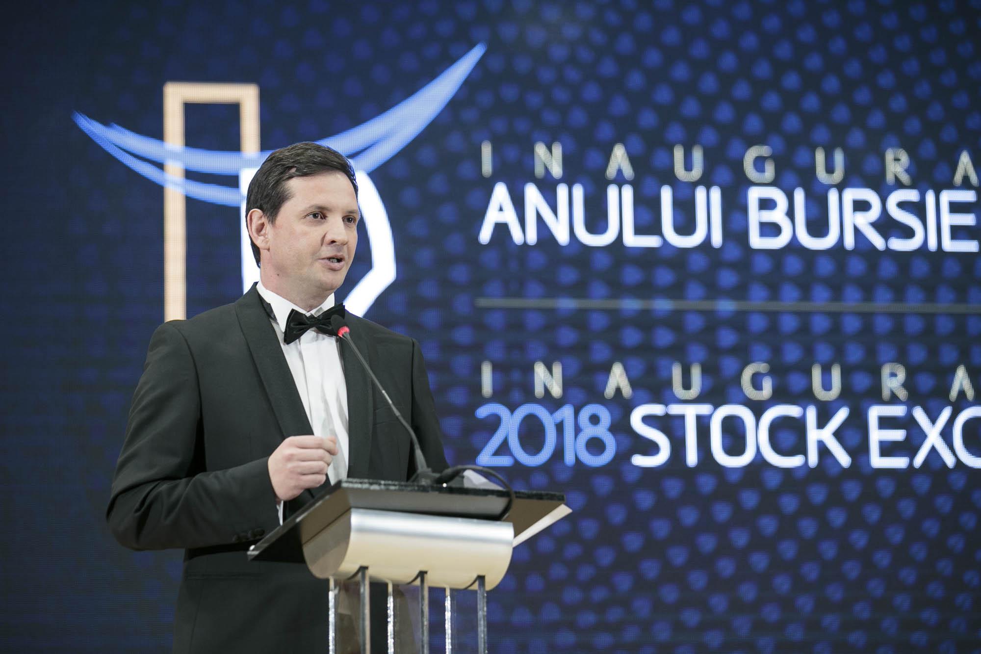 Câştigătorii premiilor pieţei de capital la Gala de Inaugurare a Anului Bursier 2018