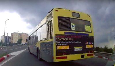 BCR, Global Payments, Tursib și Telekom Romania fac Sibiul primul oraș din România în care se poate plăti transportul public cu un card contactless Mastercard/VISA