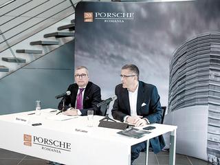 Porsche România aniversează 20 de ani de activitate și atinge rezultate record pentru perioada post-criză