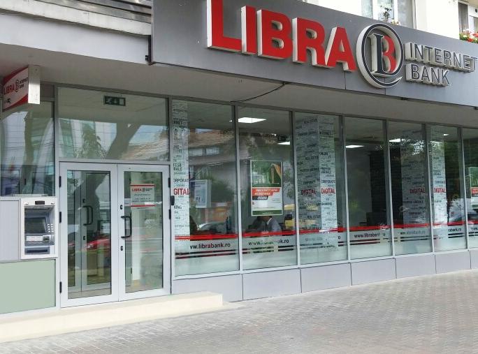Libra Internet Bank raportează un profit în creştere cu 83% faţă de anul precedent