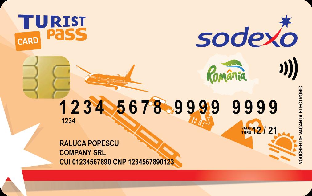 Sodexo lansează cardul de vacanță Turist Pass