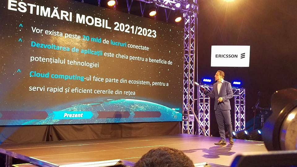 Digi Mobil şi Ericsson au prezentat capabilităţi ale tehnologiei 5G
