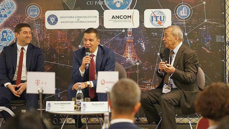 MCSI și ANCOM au vorbit la Ziua Comunicațiilor 2018 despre strategia naţională 5G