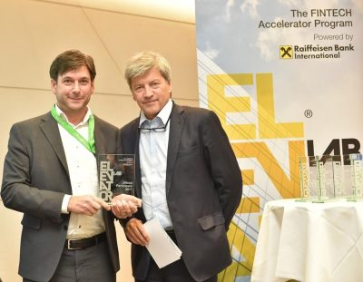 Raiffeisen Bank International  şi start-up-ul kompany semnează un contract pentru o soluţie inovatoare de cunoaştere a clientelei