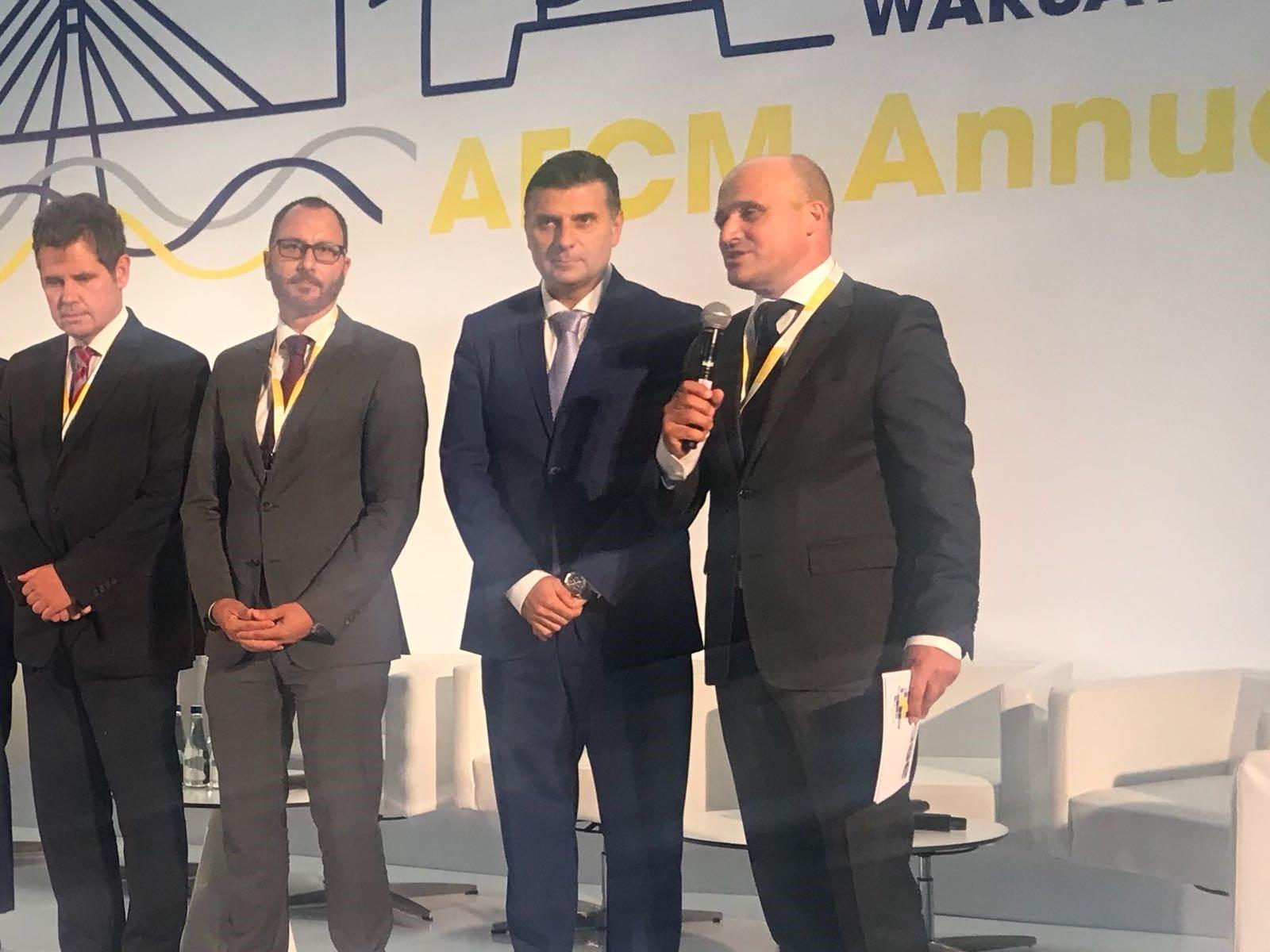Alexandru Petrescu, directorul general al FNGCIMM – ales membru în Consiliul de Administrație al Asociației Europene a Instituțiilor de Garantare – AECM
