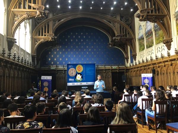 """Programul educaţional """"Ţara ta, tradiţia ta"""" a fost recunoscut la nivel european, obţinând patronajul Anului European al Patrimoniului Cultural 2018"""