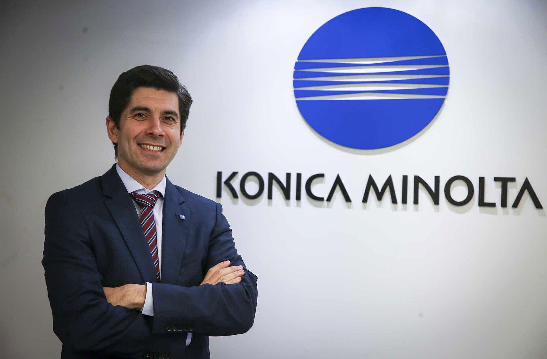 Konica Minolta achiziționează Grupo Meridian