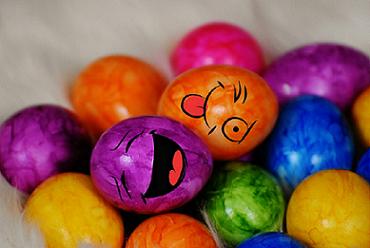 Ouăle nu s-au scumpit de Paște