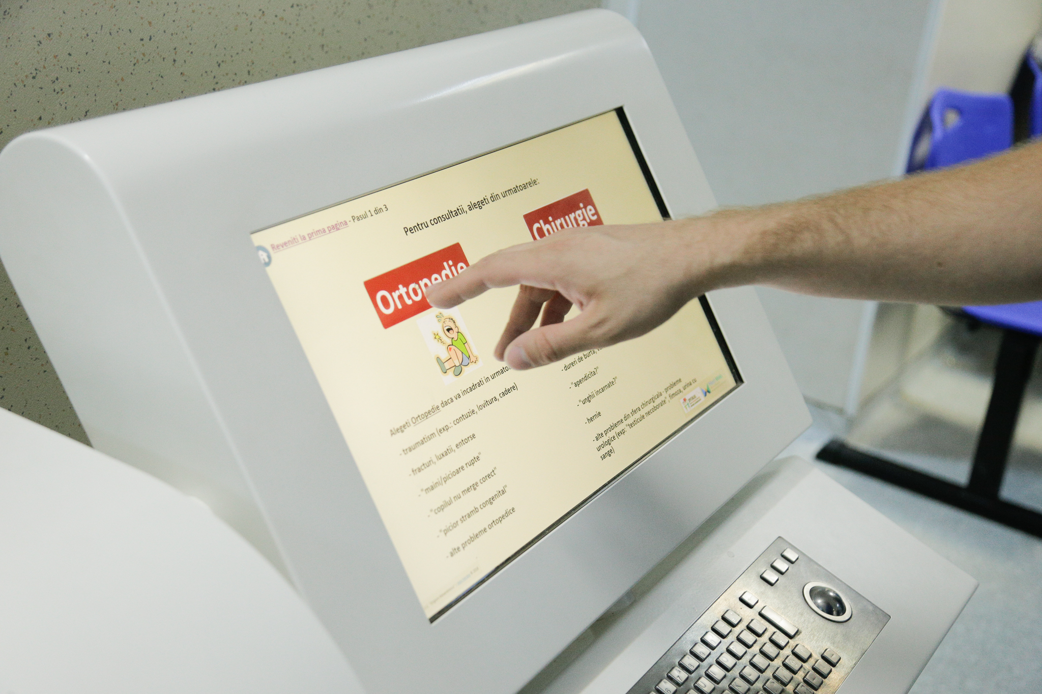 MediWeb – primul sistem informatic destinat gestionării pacienților, implementat cu sprijinul Fundației Telekom Romania