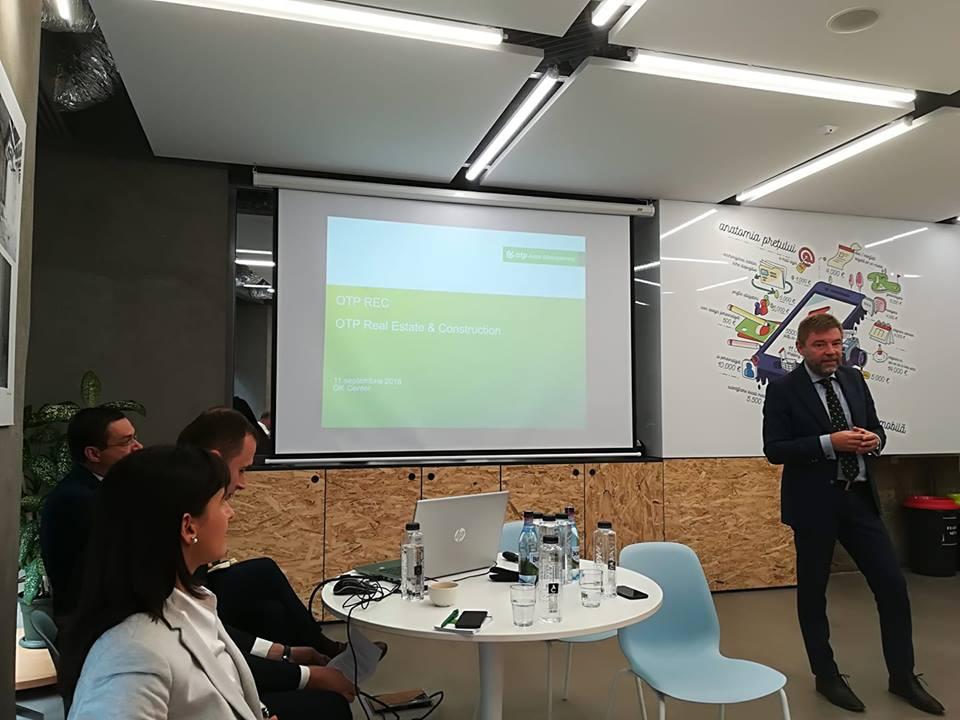 Investiţii sigure în imobiliare: OTP Asset Management România a lansat OTP Real Estate & Construction
