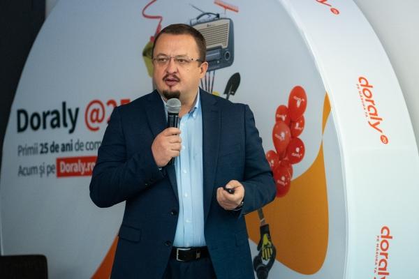 După 25 de ani de business în comerțul românesc, Doraly se extinde și se digitalizează