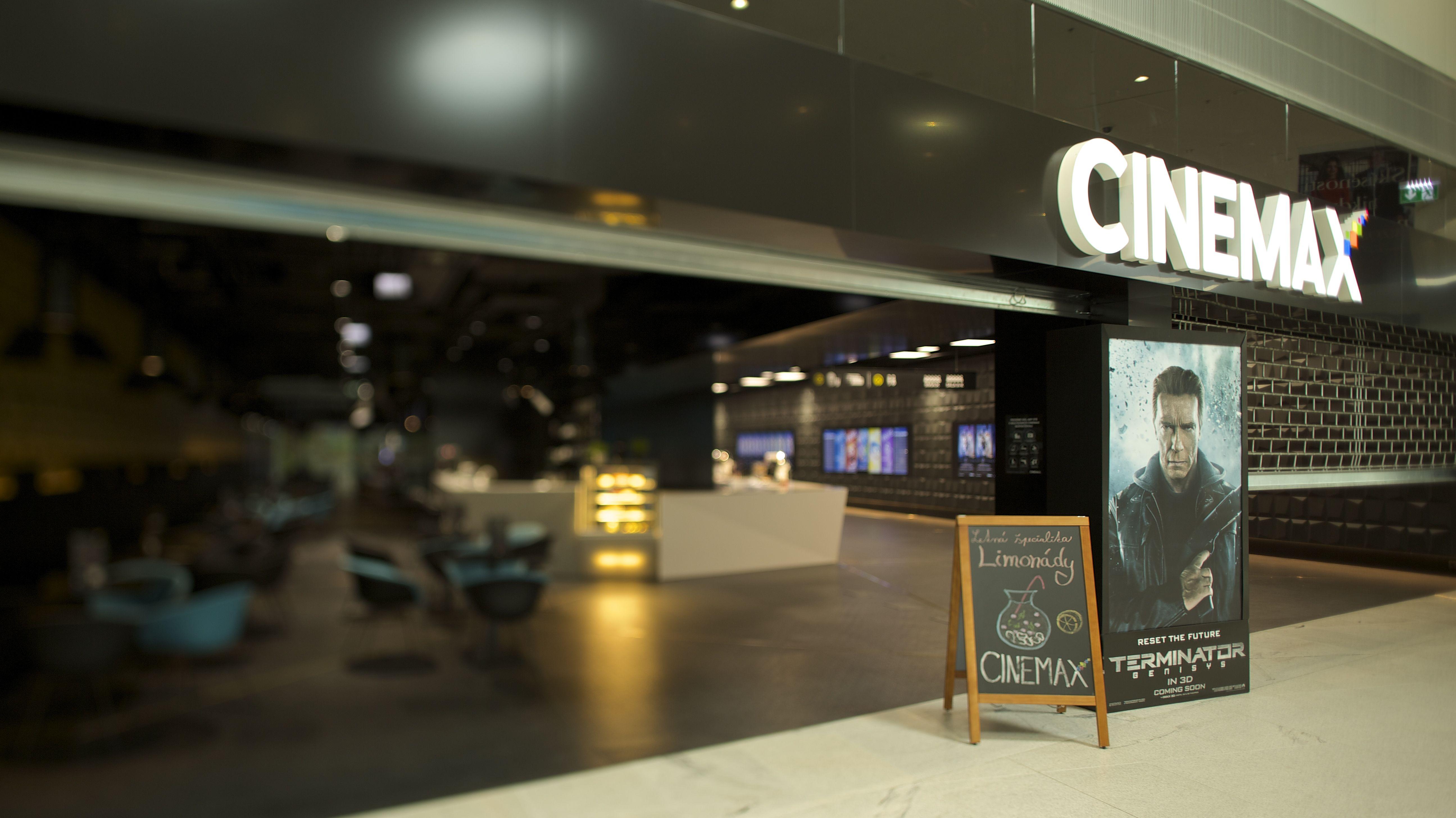 CINEMAX, cel mai mare lanț de cinematografe din Slovacia, vine în București și Brașov