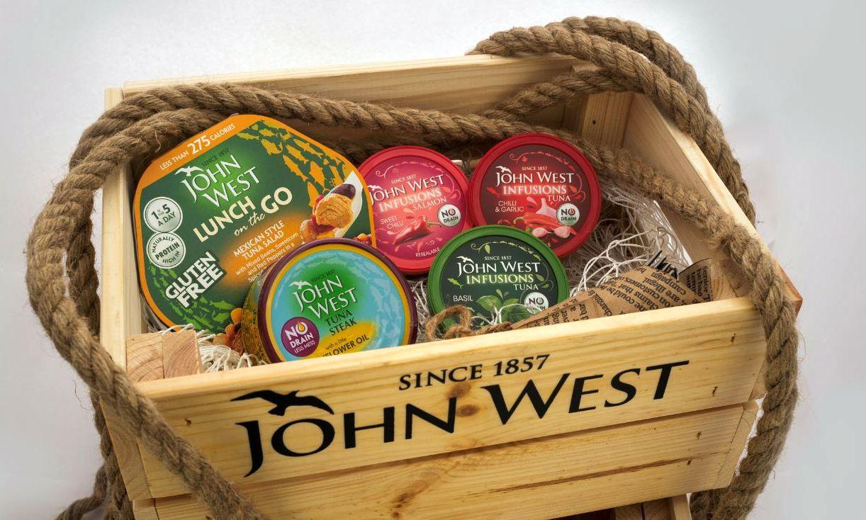 Nordic Food distribuie în România conservele premium de pește marca John West