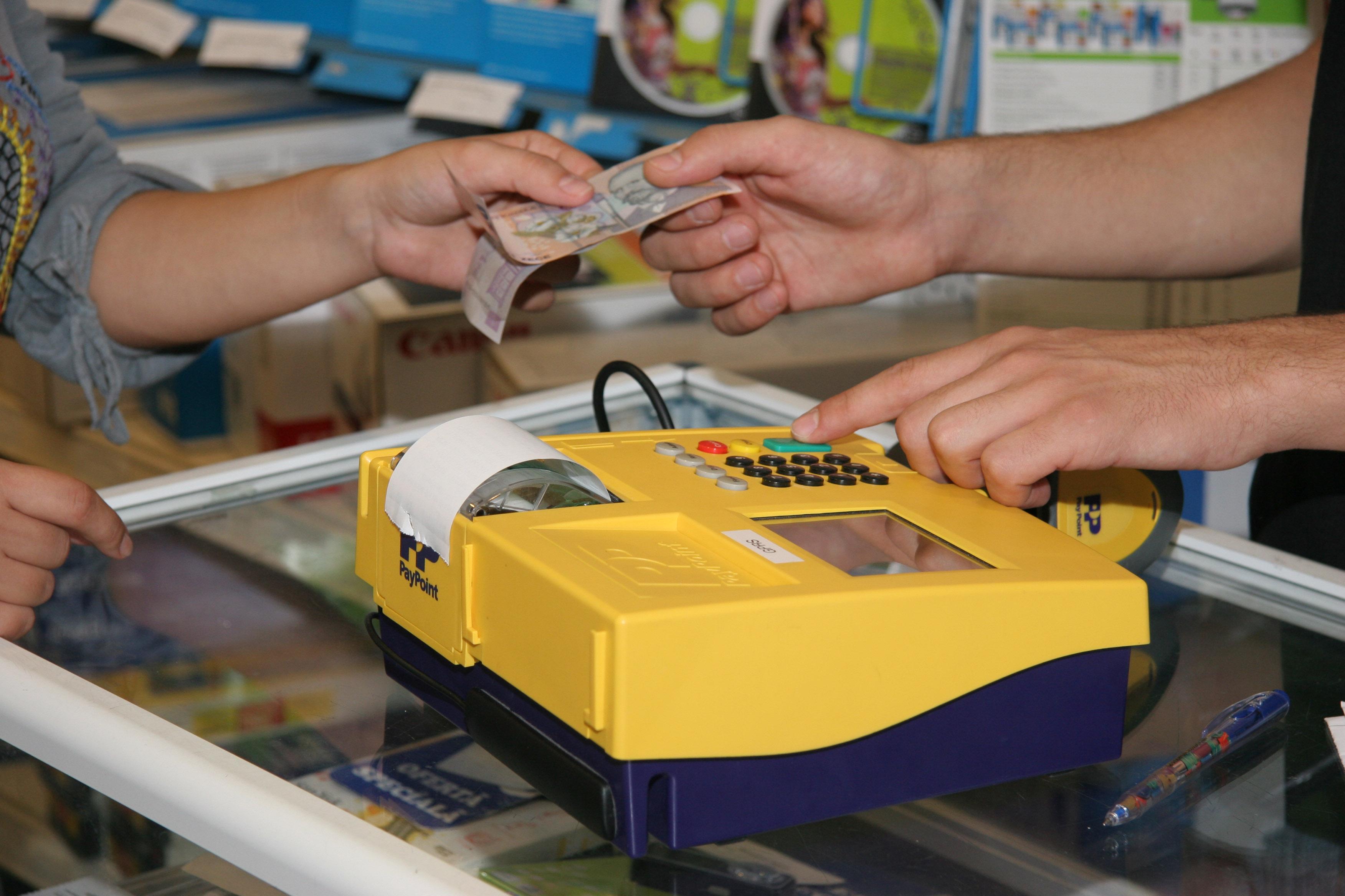 PayPoint și-a crescut cu 44% numărul de tranzacții în prima jumătate a anului financiar 2018-2019