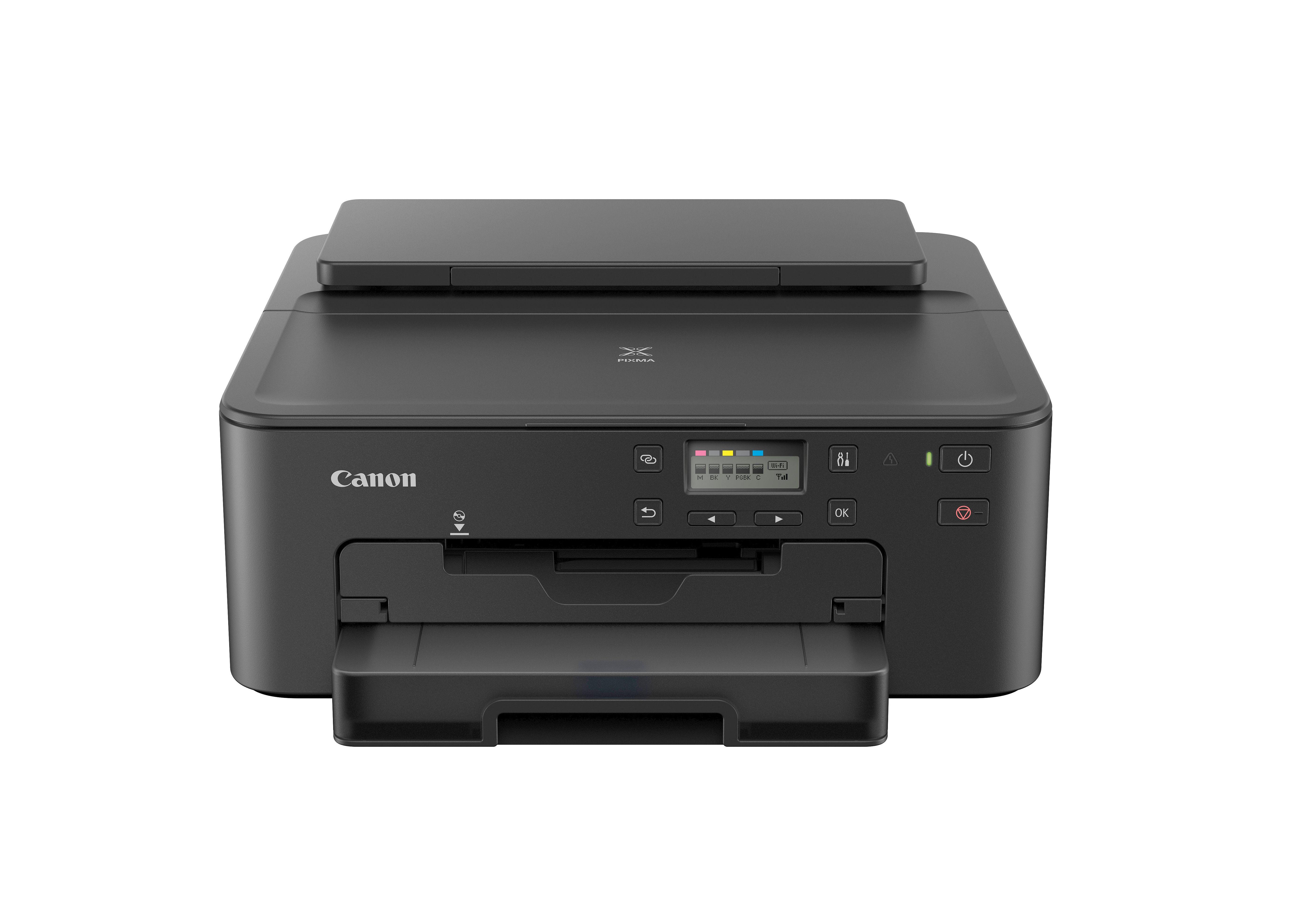 Canon Europe anunţă lansarea PIXMA TS705, cea mai mică imprimantă cu cinci cerneluri, cu o singură funcţie