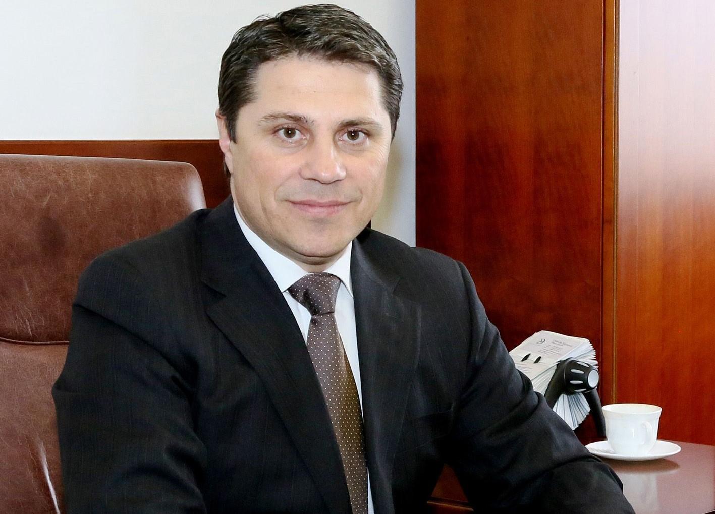 Intesa Sanpaolo Bank anunță finalul mandatului lui Florin Șandor