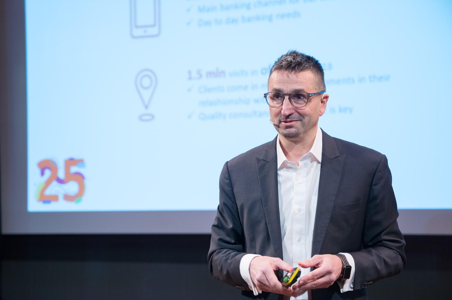 Michal Szczurek CEO ING Bank