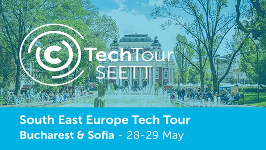 Investitori internaționali din Europa de Sud-Est și cele mai tari startup-uri regionale de tehnologie își dau întâlnire la București și Sofia