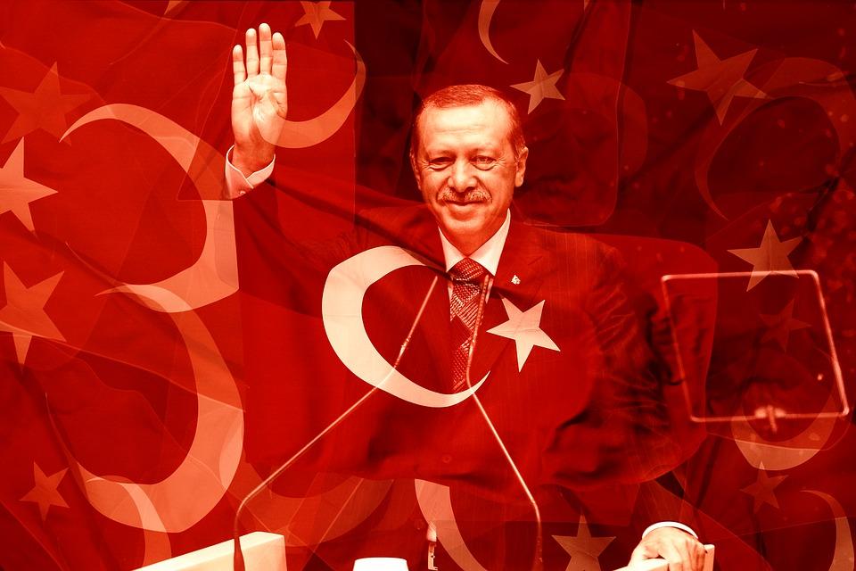 """Erdogan aruncă vina pentru deprecierea monedei naționale pe """"bancherii cei răi"""""""
