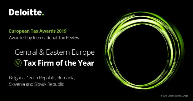 Central & Eastern Europe Tax Firm of the Year