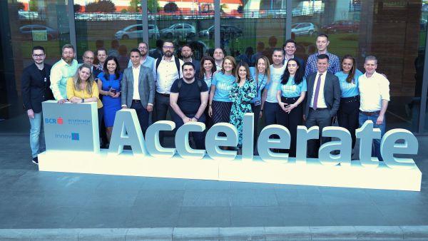 Acceleratorul BCR-InnovX a selectat încă 10 antreprenori pentru Grinders, a doua grupă de start-up-uri din tehnologie