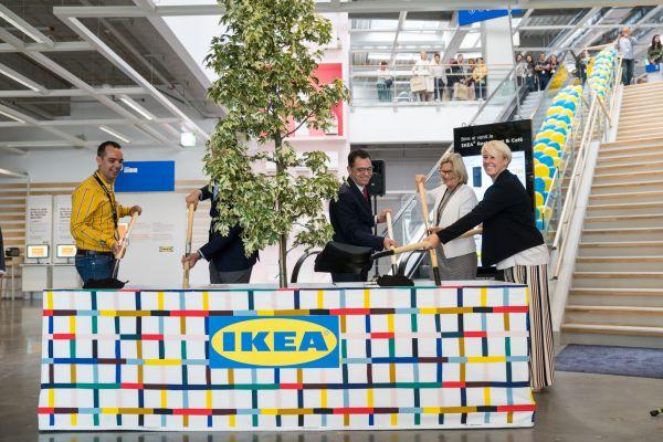 IKEA Pallady este oficial deschis