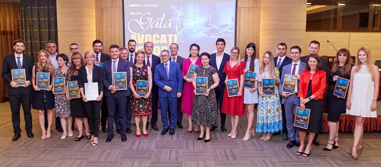 GALA AVOCAȚI DE TOP 2019 LA A 9-a EDIŢIE