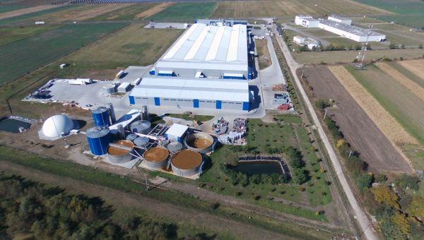 Olympus a investit 4 milioane de euro într-o  stație de producție de biogaz