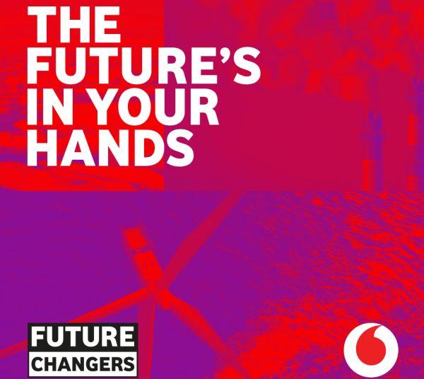 """Vodafone lansează competiția internațională """"Future Changers"""" pentru a găsi idei inovatoare care sprijină mediul înconjurător"""