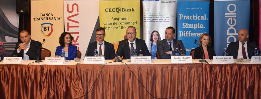 """Bancherii privesc cu un """"optimism realist"""" viitorul industriei în care activează"""