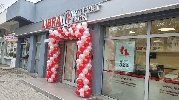 Libra Internet Bank deschide în Slobozia o sucursală dedicată clienților agribusiness